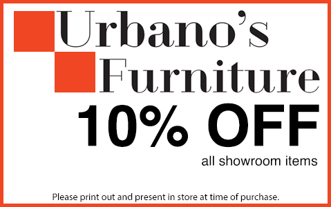 Urbano's Furniture  Coupon Framingham MA